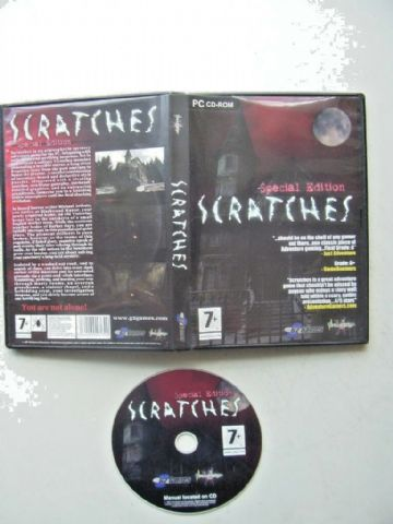 Scratches Special Edition Original Release